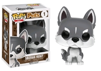 Pets - Siberian Husky Pop! Vinyl Figure