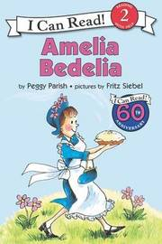 Amelia Bedelia by Peggy Parish image