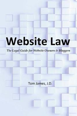 Website Law by Tom James
