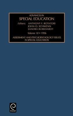 Assessment and Psychopathology Issues in Special Education image