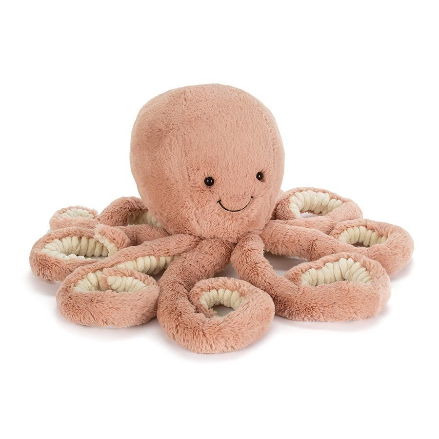 Jellycat: Odell Octopus image