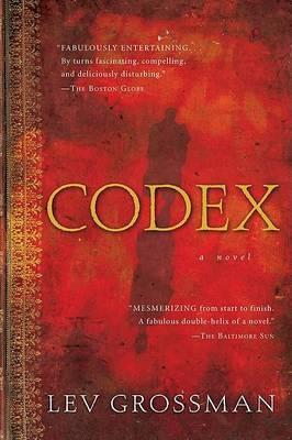 Codex by Lev Grossman image