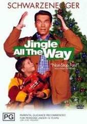 Jingle All The Way on DVD