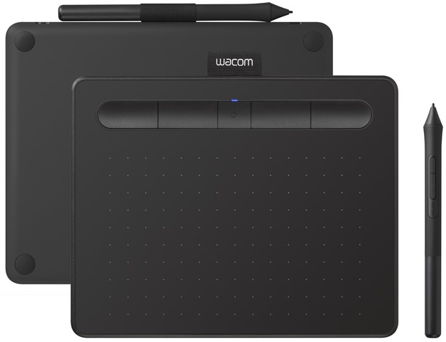 Wacom Intuos Small Bluetooth Black