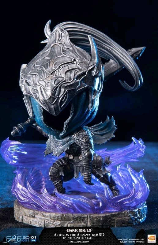 "Dark Souls: Artorias the Abysswalker SD - 8"" PVC Statue"