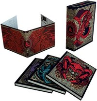 Dungeons and Dragons 5th Edition Gift Set Exclusive Edition by Wizards RPG Team