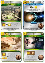 Terraforming Mars: Colonies - Game Expansion