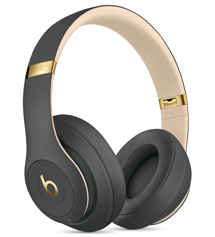 Beats: Studio3 Wireless Over-Ear Headphones - with Pure Active Noise Cancellation image