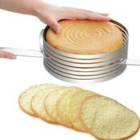 Ape Basics: Stainless Steel Adjustable Layer Cake Slicer
