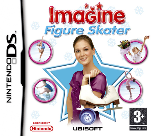 Imagine Figure Skater for Nintendo DS image
