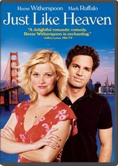 Just Like Heaven on DVD