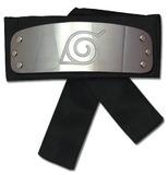 Naruto Shippuden Konoha Village Headband (Black)