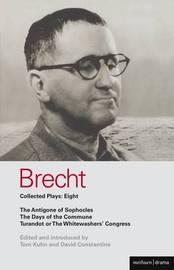 Brecht Plays: v. 8 by Bertolt Brecht image