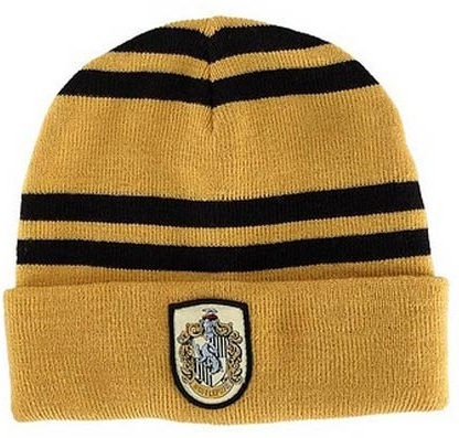 Harry Potter Hufflepuff House Beanie Hat