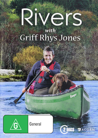 Rivers With Griff Rhys Jones on DVD