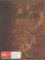 Deadwood - Complete Season 1 And 2 (8 Disc Box Set) on DVD