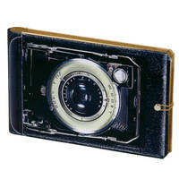 Vintage Camera Photo Album by Galison