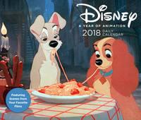 Disney 2018 Desk Calendar by Disney