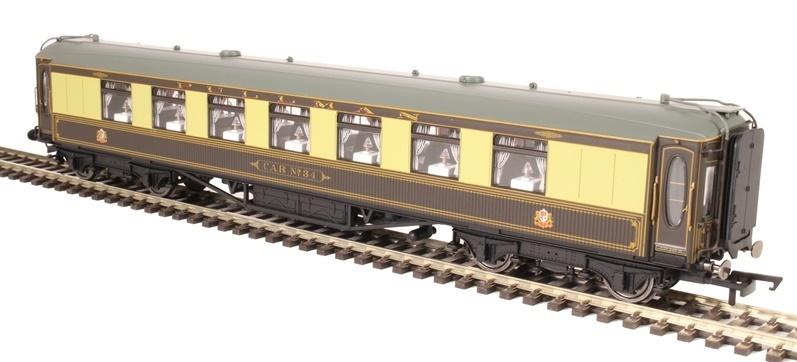 Hornby: Pullman Third Class Parlour Car 'Car No.34' image