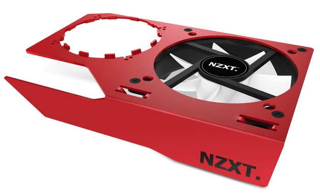 NZXT Kraken G10 GPU Mounting Kit - Red