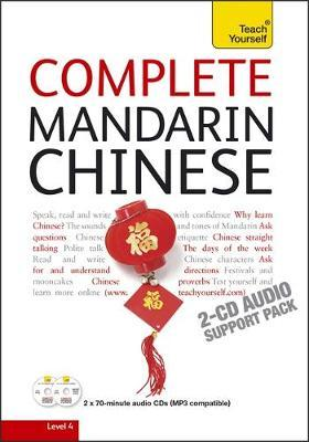 Teach Yourself Complete Mandarin Chinese: Audip Support by Elisabeth Scurfield