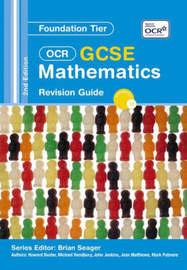 Foundation Tier OCR GCSE Mathematics by Jean Matthews image