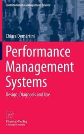 Performance Management Systems by Chiara Demartini