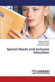 Special Needs and Inclusive Education by Mesfin Misganaw