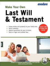 Make Your Own Last Will and Testament by Enodare
