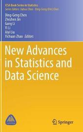New Advances in Statistics and Data Science