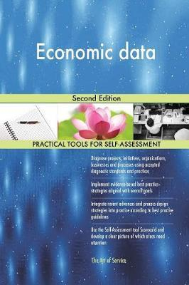Economic Data Second Edition by Gerardus Blokdyk image