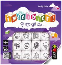 Imagidice - The Storytelling Game