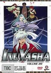 Inuyasha - Vol 20 on DVD