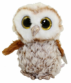 Ty Beanie Boo: Percy Barn Owl - Medium Plush
