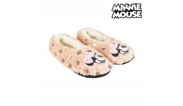 Disney: Minnie - Adult Slippers (One Size 36-41 Euro)