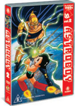 Astro Boy (Original) - Volume 2 on DVD