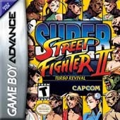 Super Street Fighter II: Turbo Revival for Game Boy Advance