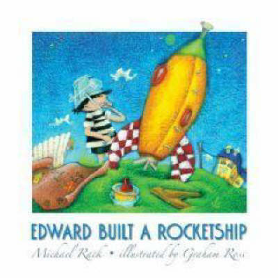 Edward Built a Rocket Ship by Michael Rack image