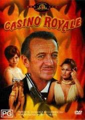 Casino Royale on DVD