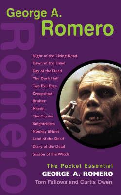 George A. Romero by Tom Fallows