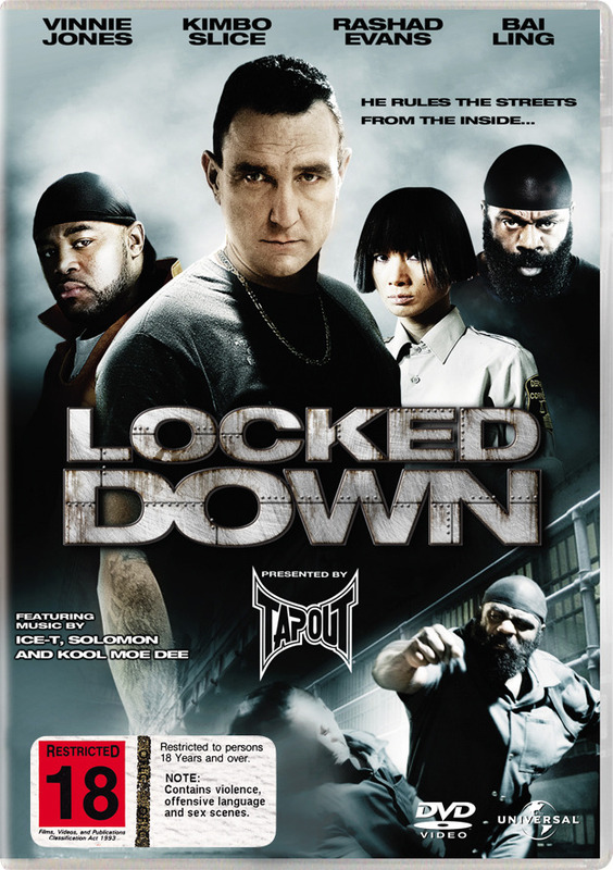Locked Down on DVD