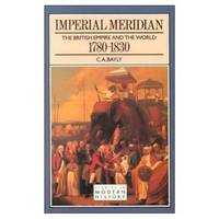 Imperial Meridian by C.A. Bayly image