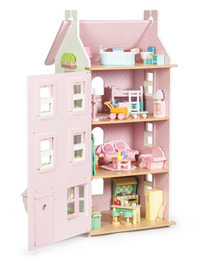 Le Toy Van: Victoria Place Doll House