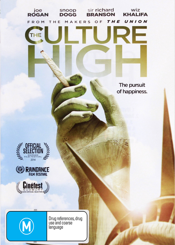 The Culture High on DVD