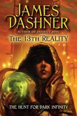 Hunt for Dark Infinity by James Dashner image