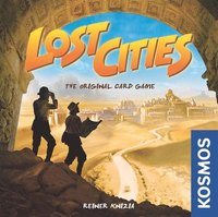Lost Cities - The Original Card Game