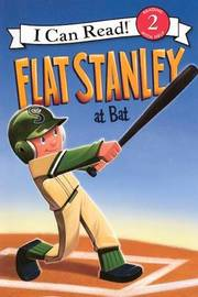 Flat Stanley at Bat by Lori Haskins Houran