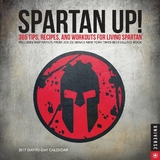 Spartan Up! 2017 Day-To-Day Calendar by Joe DeSena