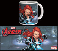 Avengers Mug (Black Widow)