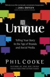 Unique by Phil Cooke